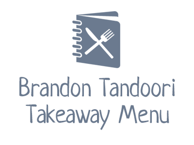 Brandon Tandoori Takeaway Menu