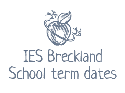 IES Breckland School term dates