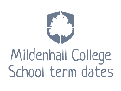 Mildenhall College Academy School term dates