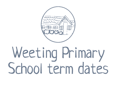 Weeting Primary School term dates